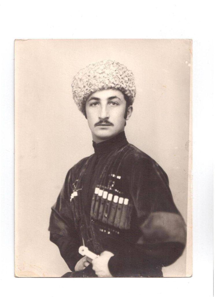 Джиоев Николай (Феликс) Григорьевич