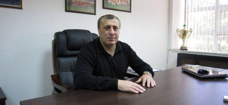 Инал Джиоев награжден медалью «За ратную доблесть»