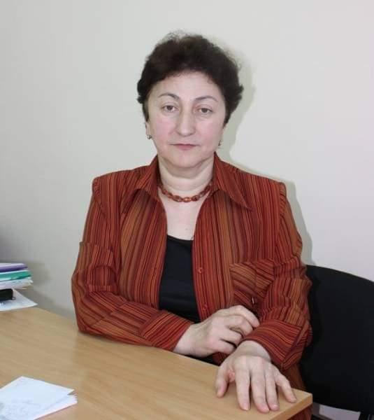 Джиоева Аряна Константиновна