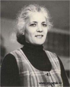 Антонина Акимовна Джиоева