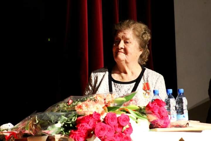 Джиоева Мария Федоровна