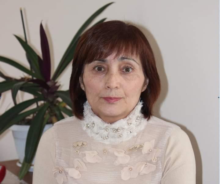 Джиоева Галина Хазбиевна