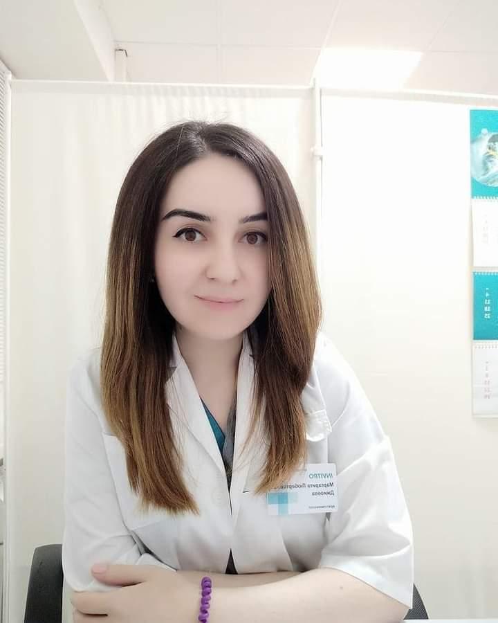 Джиоева Маргарита Любертовна