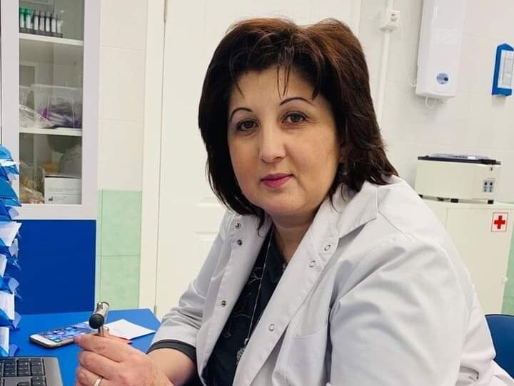 Джиоева Бэлла Георгиевна