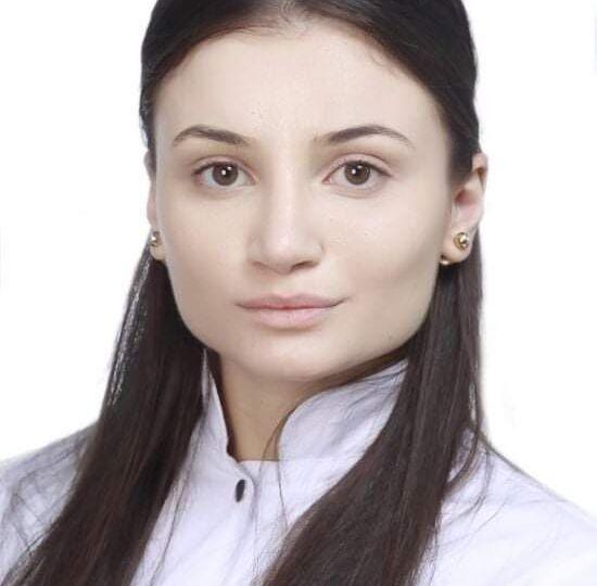 Джиоева Диана Вахтанговна