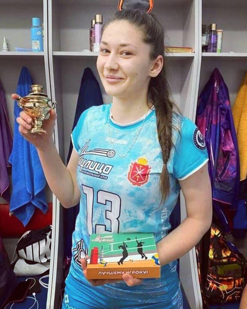 Амага Джиоева
