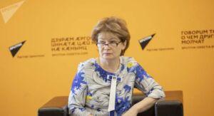 Элеонора Джиоева
