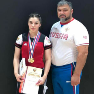 Мария Гасиева