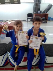 Илона и Сармат Джиоевы